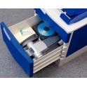 LEITZ perforateur archives 5180, capacité de perforation: 65