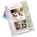 Elba pochette plan Fard'Clirel A4, Incolore, en PVC 0,18 mm