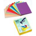RAINEX Chemises standard 180, jaune canari, pour format A4