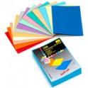 RAINEX Chemises SUPER 250, pour format A4, bleu vif