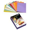RAINEX Sous-chemises, pour format A4, 60 g/m2, violet