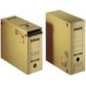 LEITZ boîte à archives avec rabat de fermeture, en carton