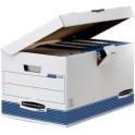 Fellowes boîtes d'archivage à couvercle rabattable Maxi
