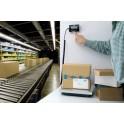 WEDO pèse-paquets électronique Paquet 50, capacité de charge