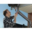 tesa Bande adhésive de réparation d'aluminium, 10 m x 50 mm