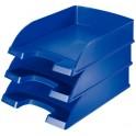 LEITZ bac à courrier Plus Standard, format A4, Polystyrène