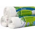 PAPYRUS Secolan Sacs à ordures, blanc, 20 litres,
