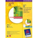 AVERY Zweckform étiquettes CD/DVD SuperSize, blanches,