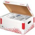 Esselte Container d'archives à couvercle SPEEDBOX, pour