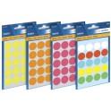 HERMA étiquettes multi-usages, diamètre: 19 mm, orange fluo