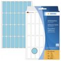 HERMA étiquettes multi-usage, 20 x 50 mm, bleu, grand paquet