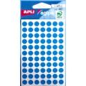 agipa pastilles de signalisation, diamètre: 15 mm, ronde,