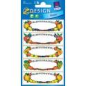 """AVERY Zweckform Z-Design étiquettes pour ménage """"fraise &"""