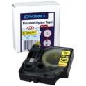 DYMO étiquettes en nylon, largeur: 24 mm, longueur: 3,5 mm,