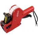 herlitz recharge encreur coloré pour étiqueteuse à 1 ligne