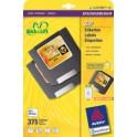AVERY Zweckform étiquettes Stick+Lift pour disquettes ZIP,
