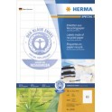 HERMA Etiquettes universelles Recycling, 210 x 297 mm