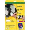 AVERY Zweckform étiquettes de sécurité, 63,5 x 29,6 mm