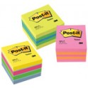 3M Post-it Notes Mini cube, citron, 51 x 51 mm