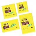 3M Post-it Notes Super Sticky, 76 x 76 mm,
