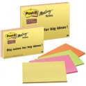 3M Post-it Notes adhésives Super Sticky Meeting