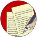 "Kores notes adhésives ""jaune pastel"", 150 x 100 mm, lignées"