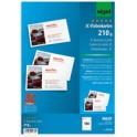 sigel cartes de visite 3C, 85 x 55 mm, 210 g/m2, extra blanc