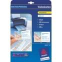 AVERY Zweckform cartes de visites 85 x 54mm, revêtement pour