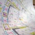 CANSON Papier jet d'encre CAD opaque, A2, 90g/m2, blanc