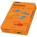 """PAPYRUS papier universel """"Rainbow"""", A4, rouge intense"""