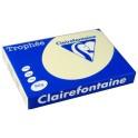 Clairalfa Papier universel Trophée, A3, 80 g/m2,jaune soleil