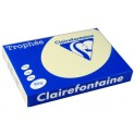 Clairalfa Papier Universel Trophée, A3, 80g/m2,jaune canari