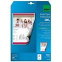 sigel papier jet d'encre, format A4, 105 g/m2, extra blanc