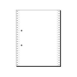 """papier listing sans fin, 240 mm x 12"""" (30,48 cm), A4 sigel"""