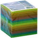 WEDO Support bloc-notes, 90 x 90 mm, en 7 couleurs, 700