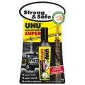 UHU colle universelle SUPER Strong & Safe Dispenser, 3 g
