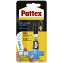 Pattex Colle instantanée POWER easy GEL, tube de 3 g,
