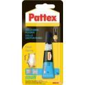Pattex Colle instantanée verre liquide, tube de 3 g