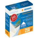 HERMA Transparol Coins photos, extra grand, bandes de 2,