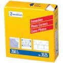 AVERY Zweckform coins photos, dans un carton distributeur