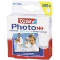 tesa Photo pastilles adhésives pour photos, blanc, fixation