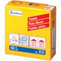 AVERY Zweckform pastilles adhésives-photos, 12 x 12 mm,
