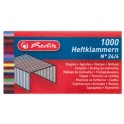 herlitz Agrafes 10, métal, contenu: 1000 pièces