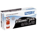 Rapid agrafes Super Strong 24/8+, galvanisé