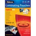 Fellowes Pochette à plastifier, format A4, mat, 160 microns