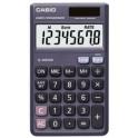 CASIO calculatrice SL-300 VER, alimentation solaire/par pile