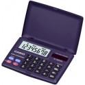 CASIO calculatrice de poche SL-160 VER, alimentation solaire