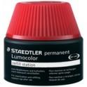 STAEDTLER Lumocolor Refill station, non-permanent, noir