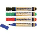 magnetoplan marqueur pour chevalet de conférence et tableau,