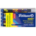 Pelikan Cartouches d'encre pour stylo LAMY, bleu royal